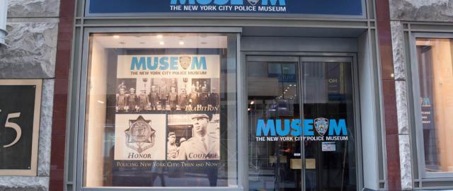 Museo de la Policía de Nueva York