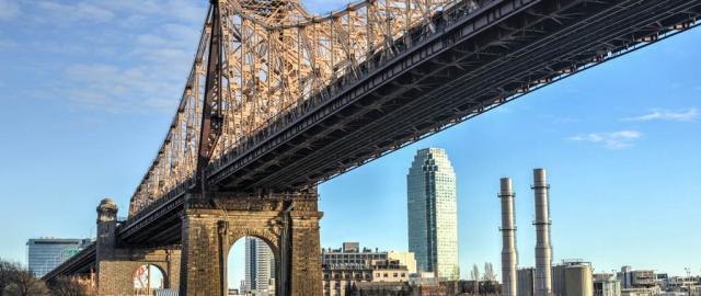 Puente de acceso a Queens