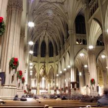 Interior de St Patrick