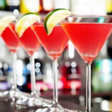 Cocktail Cosmopolitan