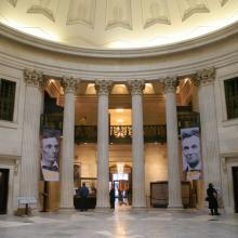 Interior del Federal Hall