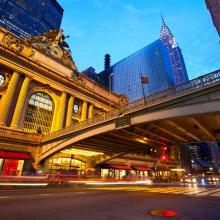 Exterior de Grand Central Terminal