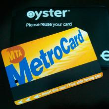 metrocard nuevayork by Andrea Vail