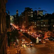 Upper East Side de Noche