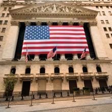 La bolsa de Wall Street